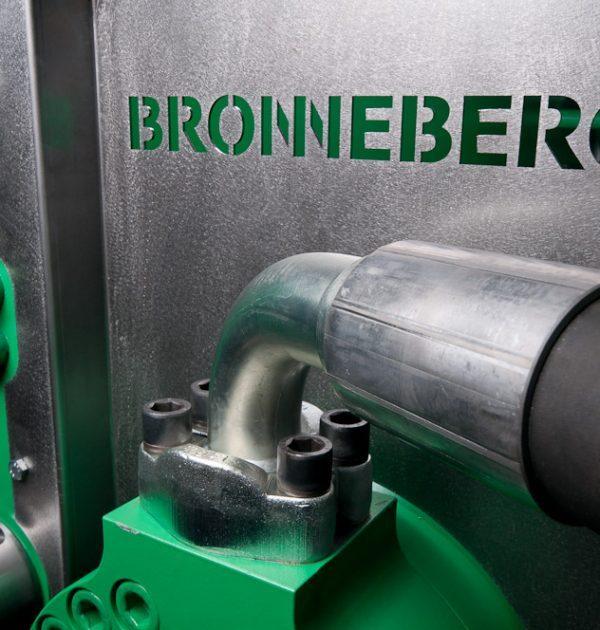 Bronneberg Presse  Compressions Ferrailles MPZ