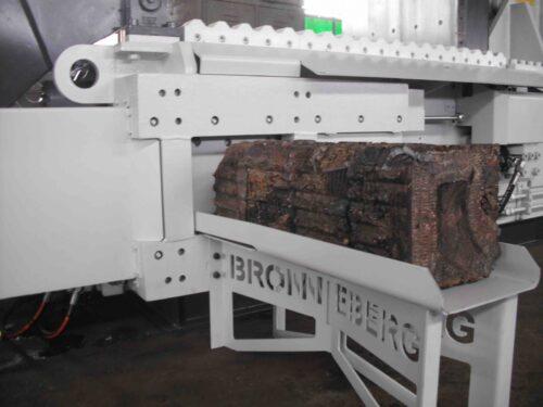 Bronneberg Presse Couvercle Super Ferrailles
