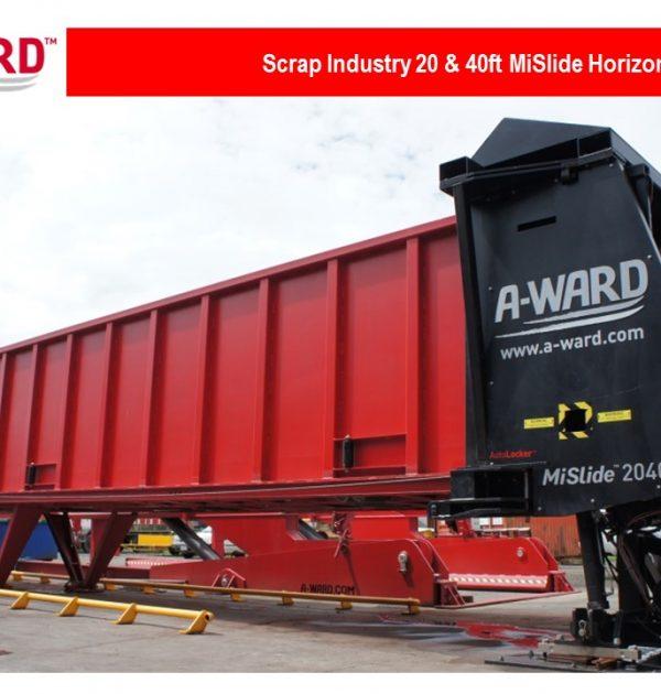 Chargement Horizontal Conteneur Award MiSlide