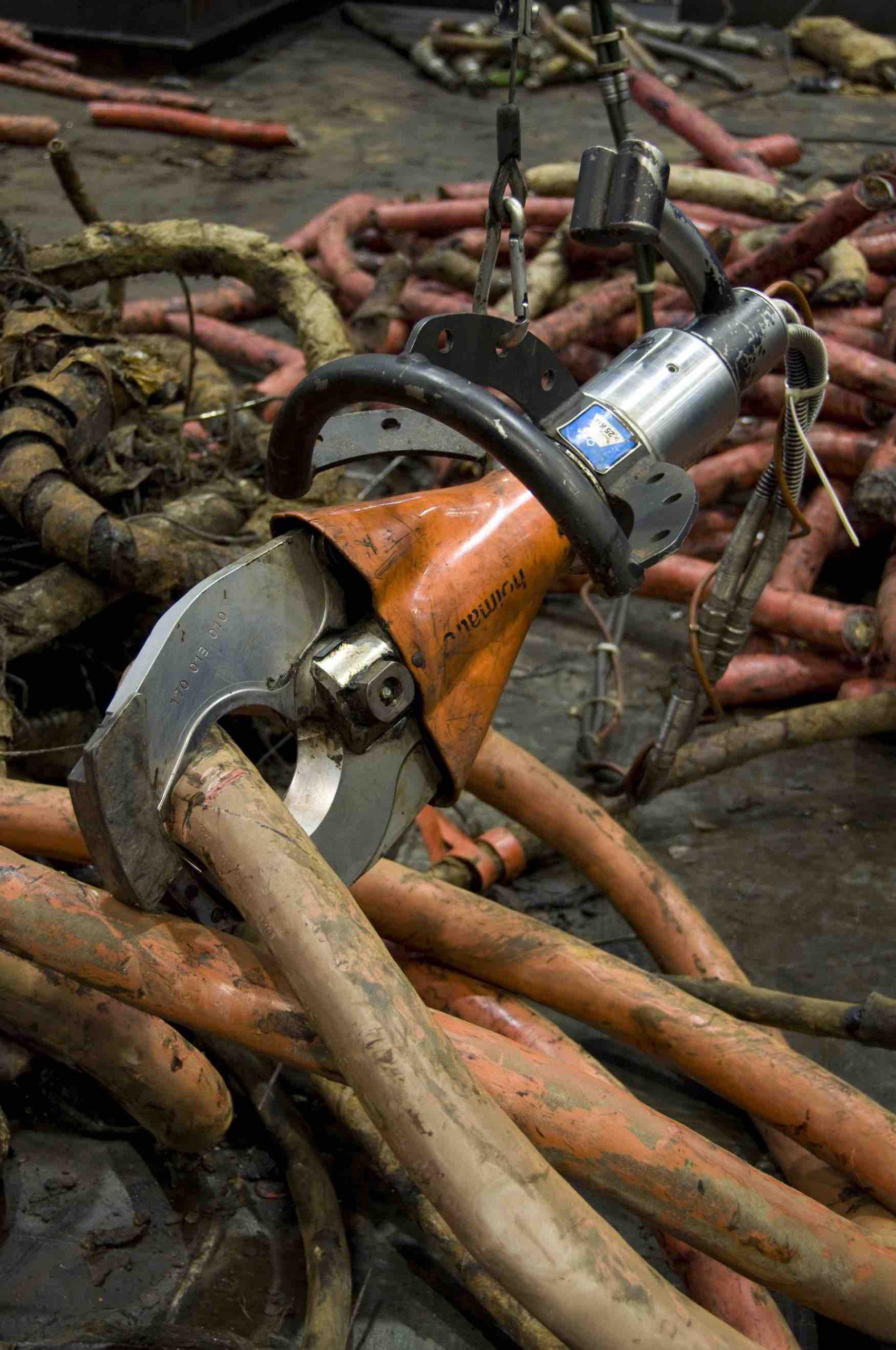 Cisaille Hydraulique Portable Holmatro ICUA