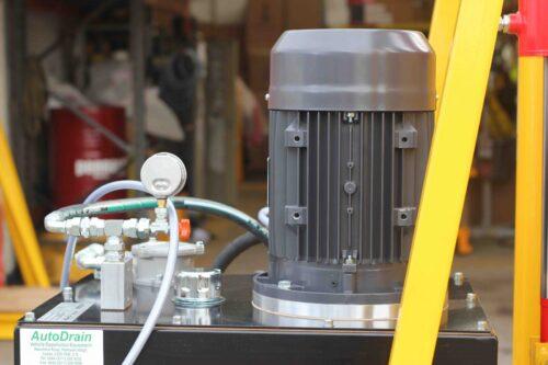 Déjanteur WheelPopper Séparation Jante Pneumatique Autodrain