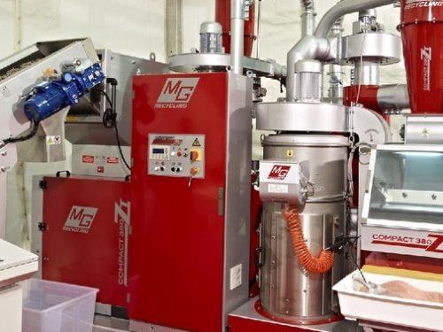 Granulateur Cable Electrique MG  VZT special