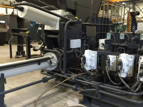 Presse hydrauliques paqueter MOROS
